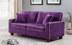 furniture purple loveseat joss and main sofa 78 inch sofa