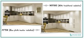 are kitchen plinth heaters any save space save energy buy a plinth heater