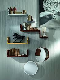 Living Room Wall Shelving by Elegant Wall Shelves Design Inspirations