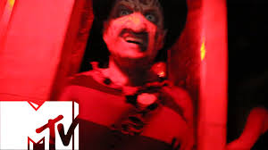 halloween horror nights 25 freddy vs jason maze walkthrough