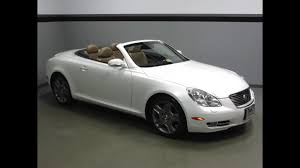 lexus convertible pebble beach edition 2008 lexus sc 430 in richmond va 17p191 youtube