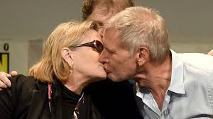 harrison ford carrie fisher explains why she revealed harrison ford affair ny