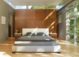 chambre parentale design deco chambre parentale design mur bois ideeco