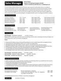 sales resume format exle of sales resume sales manager resume format sales manager