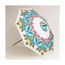 World Market Patio Umbrellas 9 Market Umbrella Pink Flower Petal Design Fiberglass Ribs With