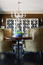 chairs give your dining room a distinctive look nell hills