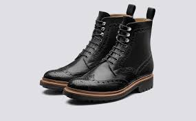 mens boots handmade mens boots collection grenson shoes