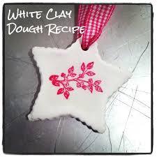 bright white clay dough recipe white clay dough recipe and clay