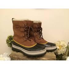 sorel womens boots size 9 40 sorel shoes sorel caribou sherpa lined boot size 9 nwob