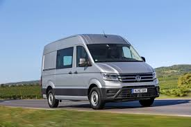 volkswagen crafter back volkswagen crafter 4motion review auto express