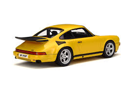porsche ruf yellowbird gt spirit to bring in 1 18 ruf yellow bird this august u2013 xdiecast