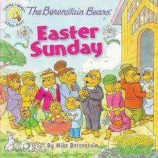 berenstien bears the berenstain bears easter sunday