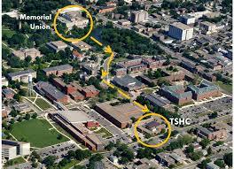 Isu Map Thielen Student Health Center Iowa State University Contact Us