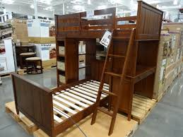full loft beds with desk full loft bed with desk costco home design ideas