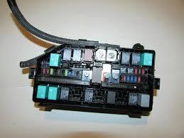 nissan murano fuse box 01 04 nissan pathfinder 3 5l under hood relay fuse box block