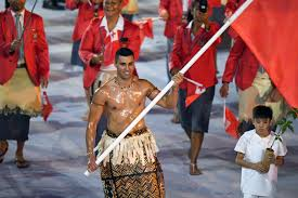 What Is A Flag Lot Tonga U0027s Pita Taufatofua Will Carry Flag At The Winter Olympics