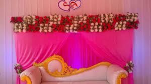 Madurai Decorators Wedding stage decoration St Andrews Church
