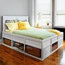 How To Make A King Size Platform Bed With Pallets by Kids Twin Platform Bed Foter
