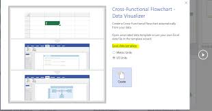 cannot find viso excel data visualizer wizard microsoft community