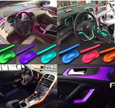 How To Vinyl Wrap Interior Trim Matte Metallic Vinyl Car Wrap Diy Vinyl Wrap Car Contours And