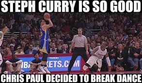 Chris Paul Memes - 10 best memes of stephen curry breaking chris paul s ankles sportige
