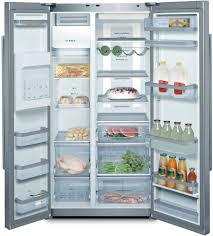 Samsung Counter Depth Refrigerator Side By Side by Bosch B22cs80sns 21 7 Cu Ft Counter Depth Side By Side