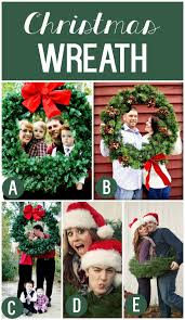 15 family photo ideas with creative christmas card wreath images