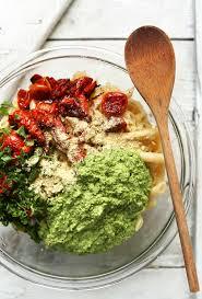 penne pasta salad 30 minutes minimalist baker recipes
