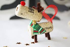 16 diy wine cork reindeer ornaments to try this guide