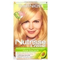 garnier nutrisse 93 light golden blonde reviews nutrisse creme permanent hair colour pineapple 9 3 light golden blonde