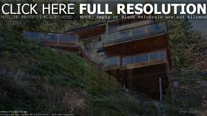 Sloping Lot House Plans Hillside by Slope House Plans Luxihome