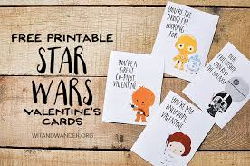wars valentines day cards wars s day cards for kids our handcrafted