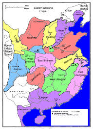 Ancient China Map The History Of China U2013 The Official Site Of The History Of China
