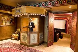 Home Theater Decoration Small Home Theater Decorating Ideas Home Theater Traditional With