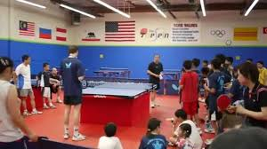 table tennis coaching near me world chions table tennis academy academy youtube