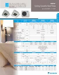 mini split 12 000 btu daikin vista 20 2 seer heat pump system