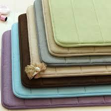 Memory Foam Rugs For Bathroom by New Memory Foam Bathroom Bath Non Slip Soft Touch Mat Rug Carpet