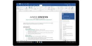 Print Resume From Linkedin Microsoft Word Is Getting A Resume Assistant From Linkedin U2013 Adweek