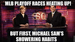 Michael Sam Memes - sports memes of the week 9 1 no coast bias