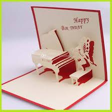 3d handmade card happy birthday gift box007 u0026 butterfly creative