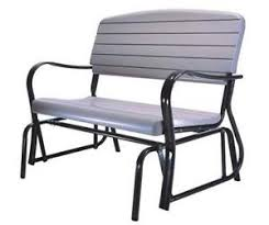 Patio Swings And Gliders Porch Glider Patio U0026 Garden Furniture Ebay