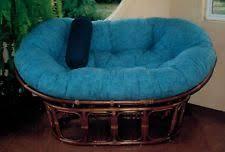 double papasan cushion ebay
