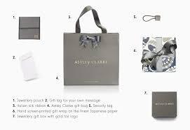 luxury gift wrap luxury gift wrap jewellers astley clarke