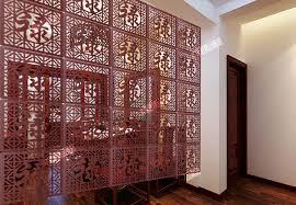 paravent chambre cloisons en bois suspendus paravent écran chambre suspendus paravent