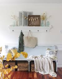 Church Pew Home Decor 265 Best Mudrooms And Entryways Images On Pinterest Entryway