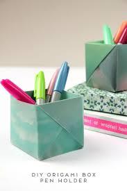 Desktop Pen Holder The 25 Best Pen Holders Ideas On Pinterest Pencil Holder