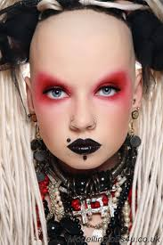 16 best goth images on pinterest goth halloween makeup and makeup