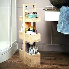 Tiered Bathroom Storage 3 Tier Bathroom Shelf Freestanding Bathroom 3 Tier Bathroom Shelf