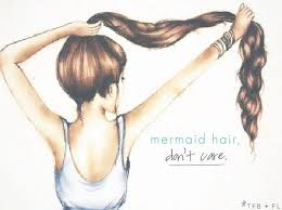 mermaid hair extensions benefits of air drying your hair