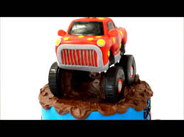 childrens monster truck videos cakes monster truck theme cake custom cake youtube
